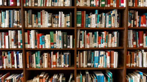 My IT bookshelf