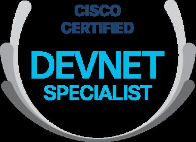 Cisco DevNet Specialist
